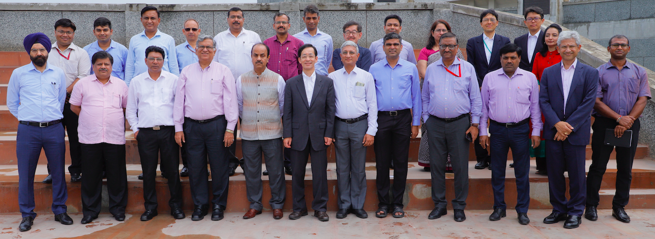 HSR Innovation trust advisory Council Second meeting at IIT Gandhi Nagar