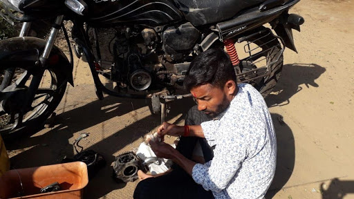 Two Wheeler Mechanic Training