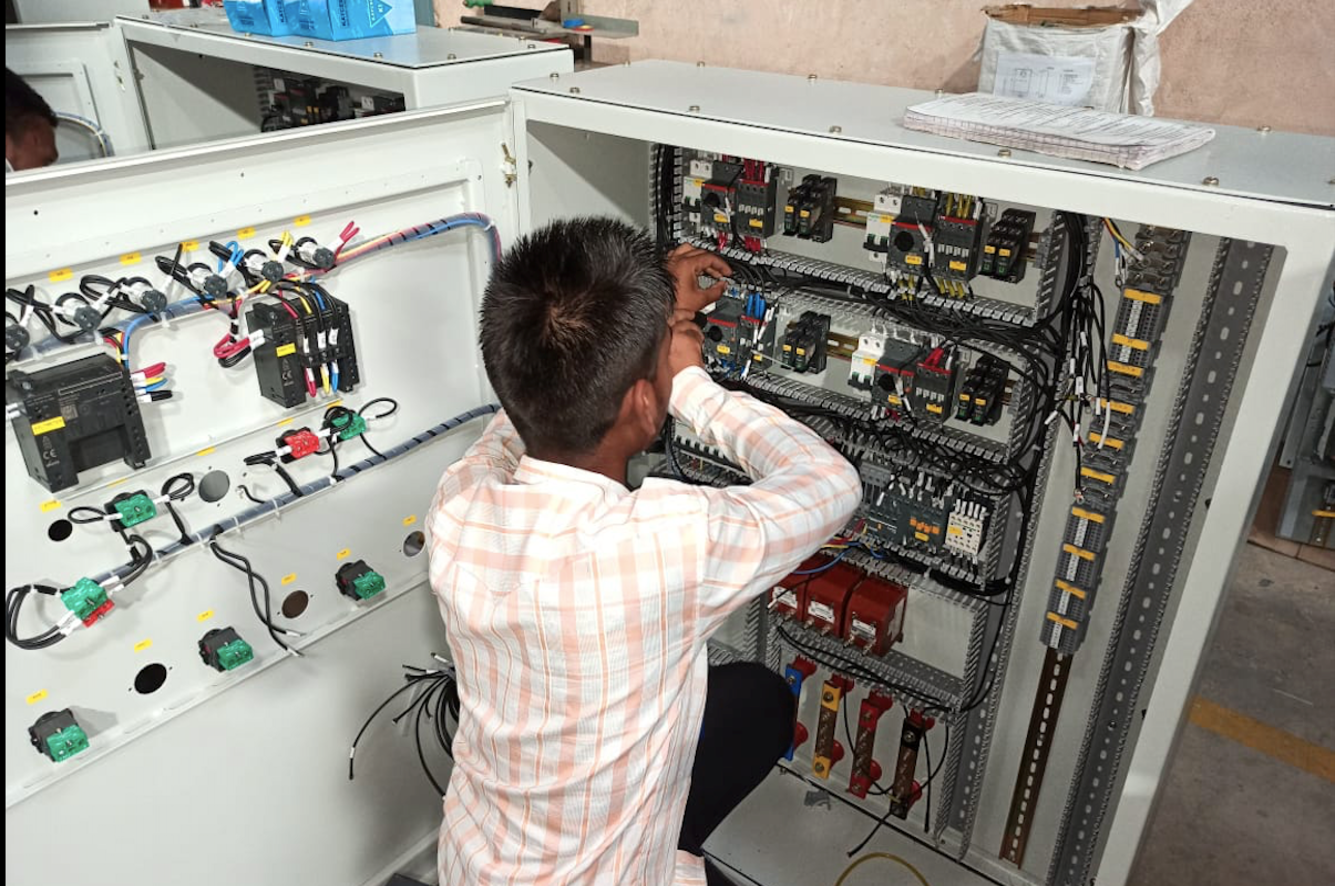 Assistant Electrician Training