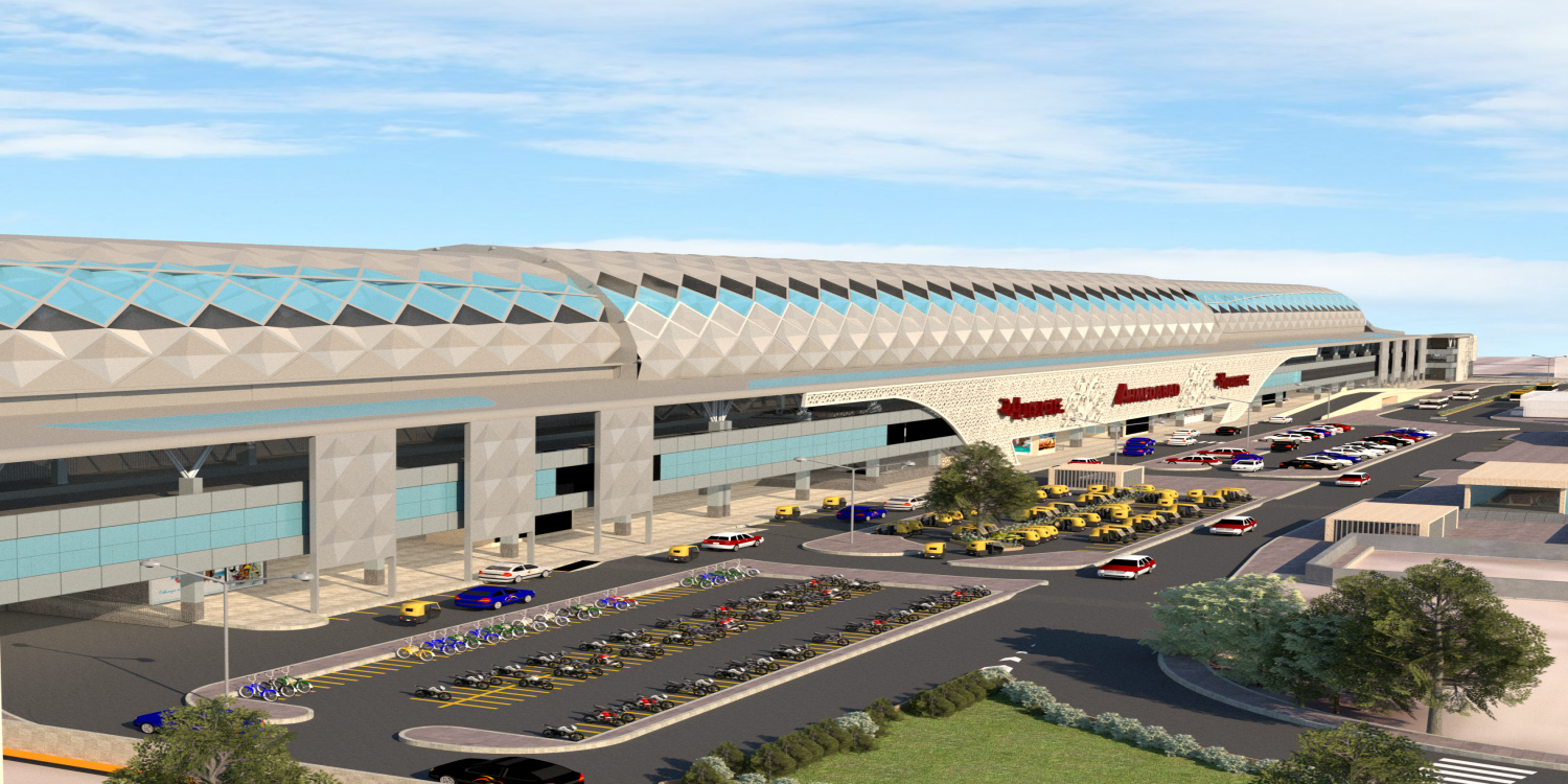 State of the Art Proposed Ahmedabad Station