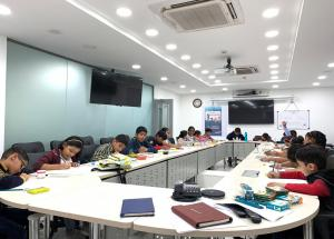 Painting competition organized at all NHSRCL offices on 18.01.2020
