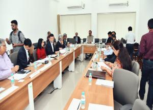 Innovation Trust Advisory Council First Meeting held at IIT Mumbai