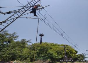 Utility shifting work in Ahmedabad